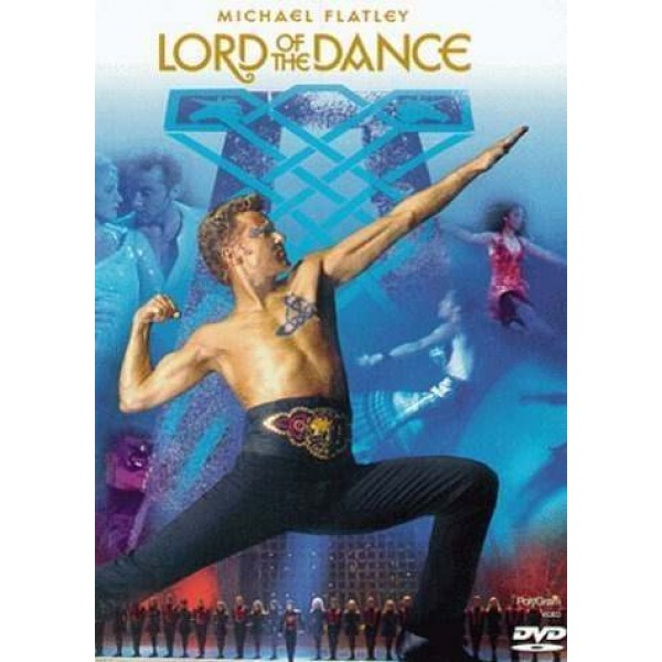 DVD Michael Flatley - Lord Of The Dance