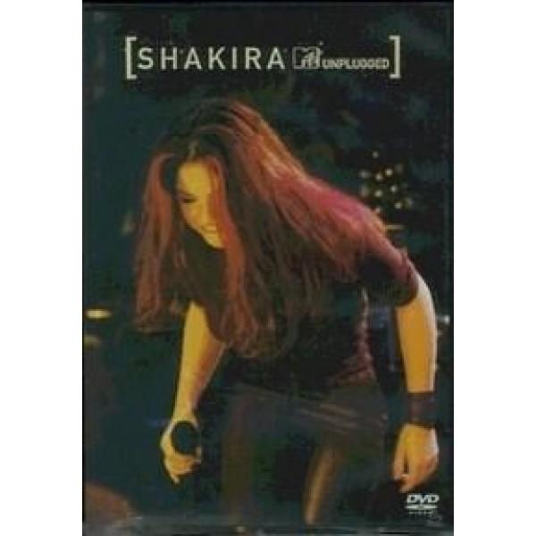 DVD Shakira - MTV Unplugged