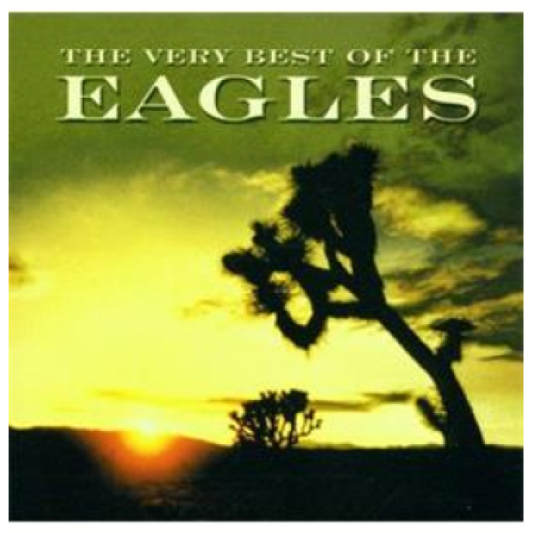 CD Eagles - The Very Best Of