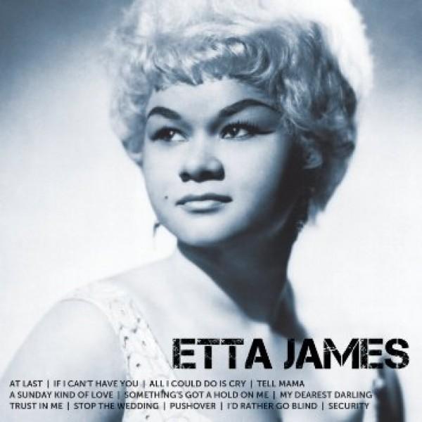CD Etta James - Icon