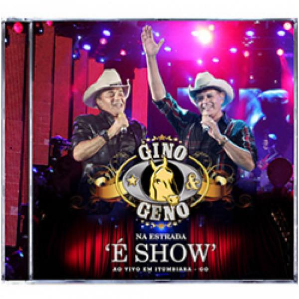 CD Gino & Geno - Na Estrada É Show