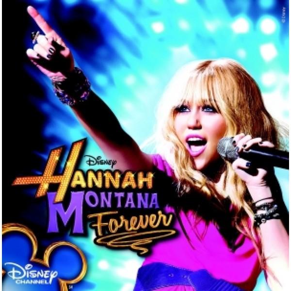CD Hannah Montana Forever (O.S.T.)