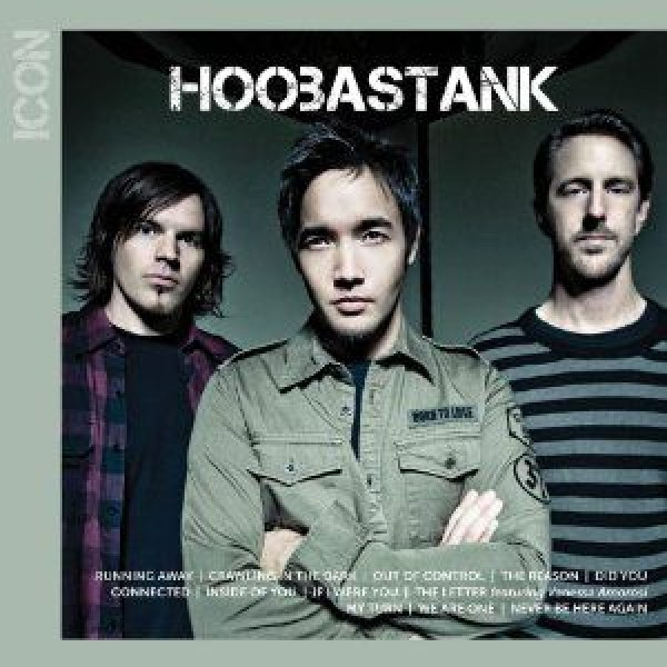 CD Hoobastank - Icon