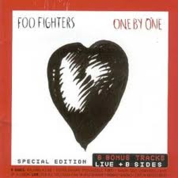 CD Foo Fighters - One by One (Special Edition)