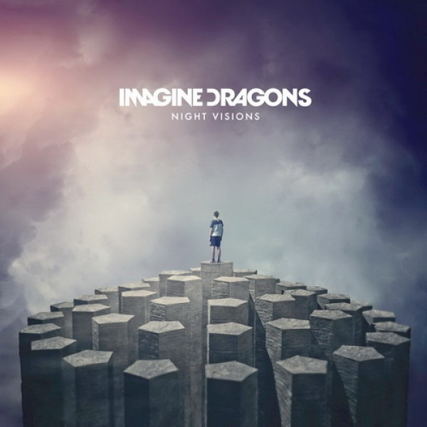 CD Imagine Dragons - Night Visions (Deluxe Edition)