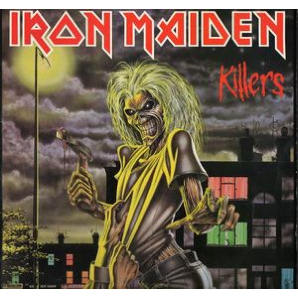 LP Iron Maiden - Killers (IMPORTADO)