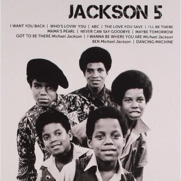 CD Jackson 5 - Icon