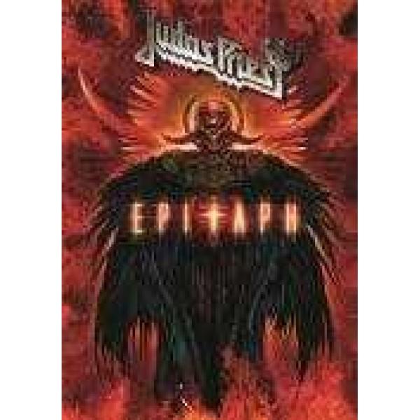 DVD Judas Priest - Epitaph
