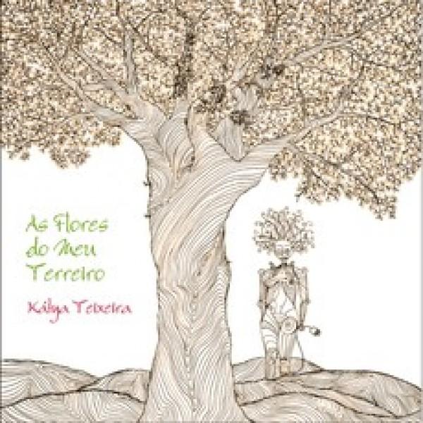 CD Kátya Teixeira - As Flores Do Meu Terreiro (Digipack)