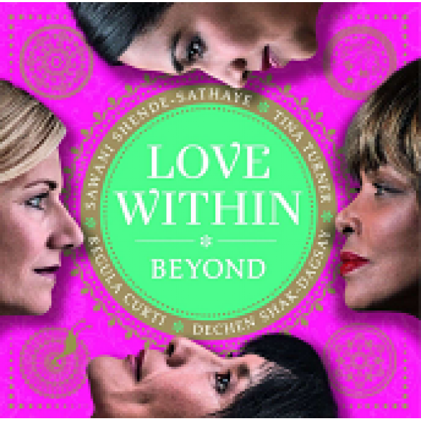 CD Love Within - Beyond