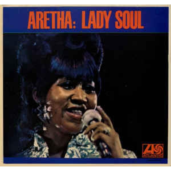 LP Aretha Franklin - Lady Soul (IMPORTADO)