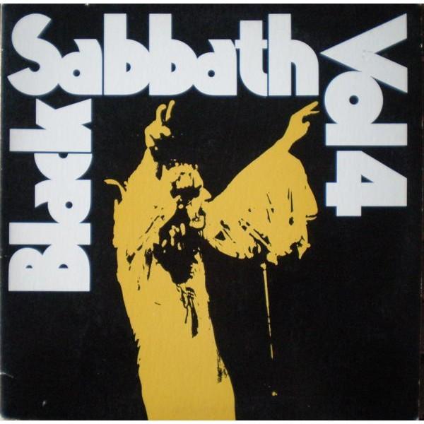 LP Black Sabbath - Vol. 4