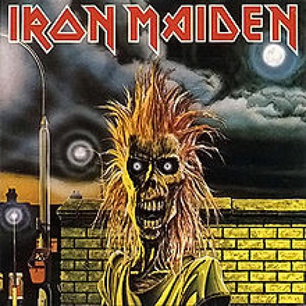 LP Iron Maiden - Iron Maiden (IMPORTADO)