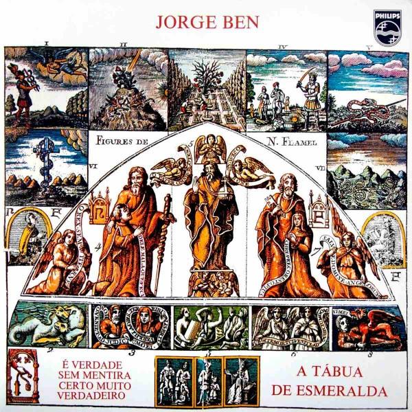 LP Jorge Ben - Tábua de Esmeralda