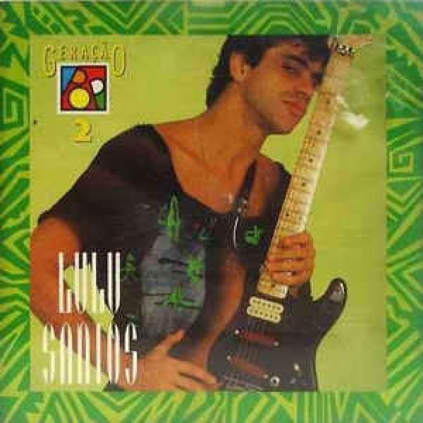 CD Lulu Santos - Geração Pop 2