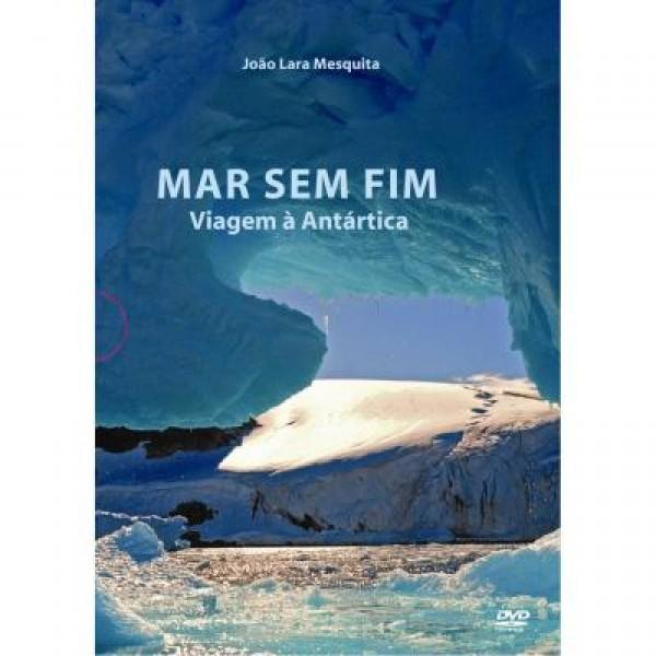 Box Mar Sem Fim - Viagem à Antártica (3 DVD's)