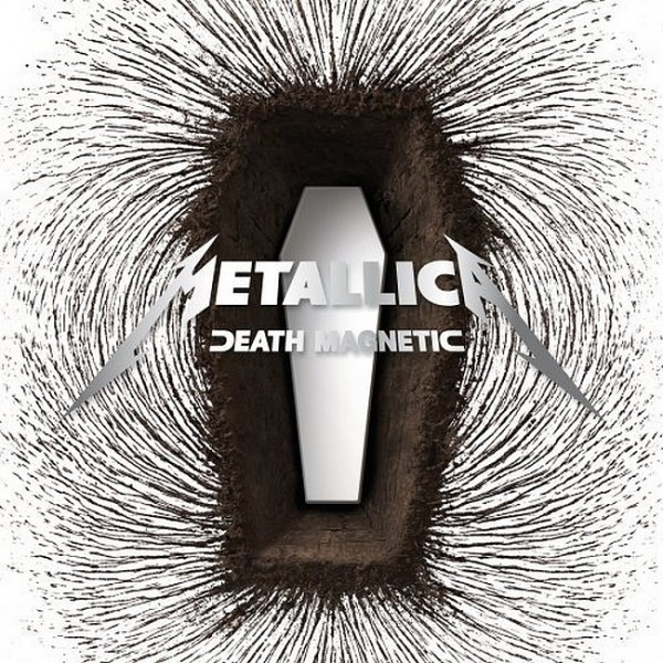 CD Metallica - Death Magnetic