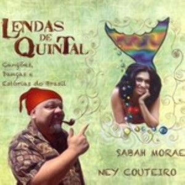 CD Ney Couteiro - Lendas de Quintal (Digipack)