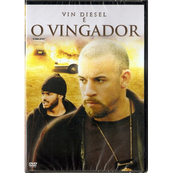DVD O Vingador (2003)