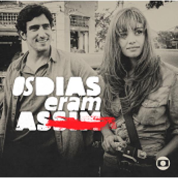 CD Os Dias Eram Assim - Trilha Sonora (DUPLO)