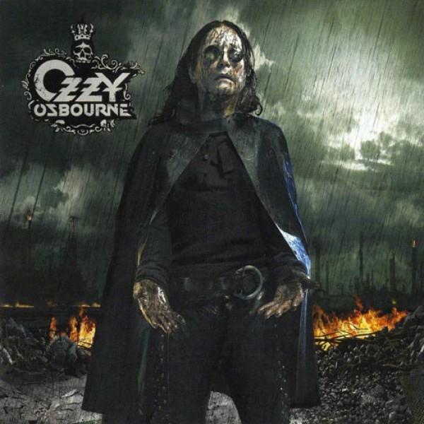CD Ozzy Osbourne - Black Rain (IMPORTADO)