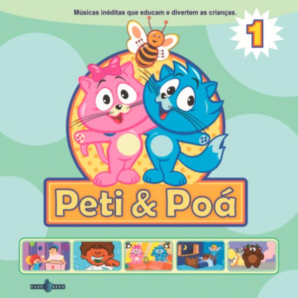CD Peti & Poá - Vol. 1