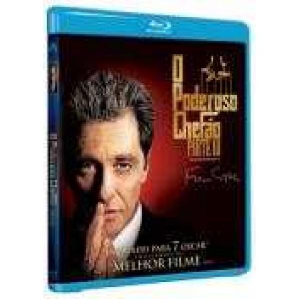 Blu-Ray O Poderoso Chefão Parte III