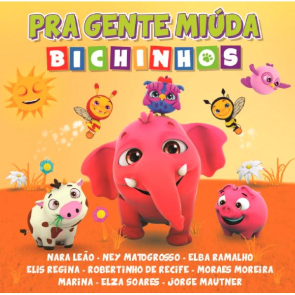 CD Pra Gente Miúda - Bichinhos