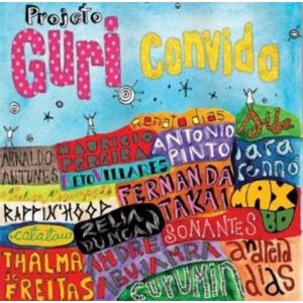 CD Projeto Guri - Convida (Digipack)