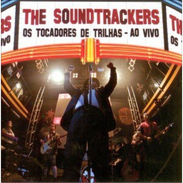 CD The Soundtrackers - Os Tocadores de Trilhas