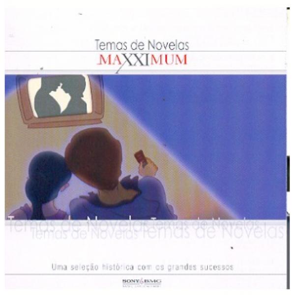 CD Temas de Novelas - Maxximum