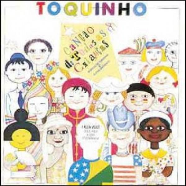 CD Toquinho - Canção de Todas As Crianças