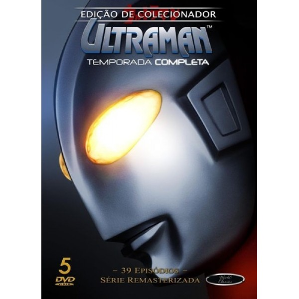 Box Ultraman - Temporada Completa