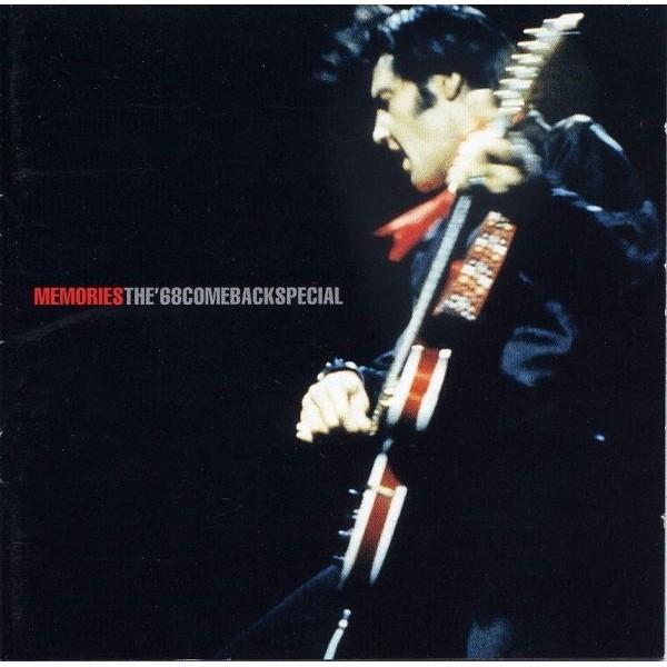 CD Elvis Presley - Memories: The '68 Comeback Special (DUPLO)